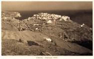 Σίφνος-Κάστρο 1937