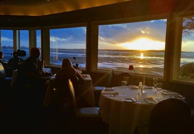 Dine In Style At The Bay House In Lincoln City!