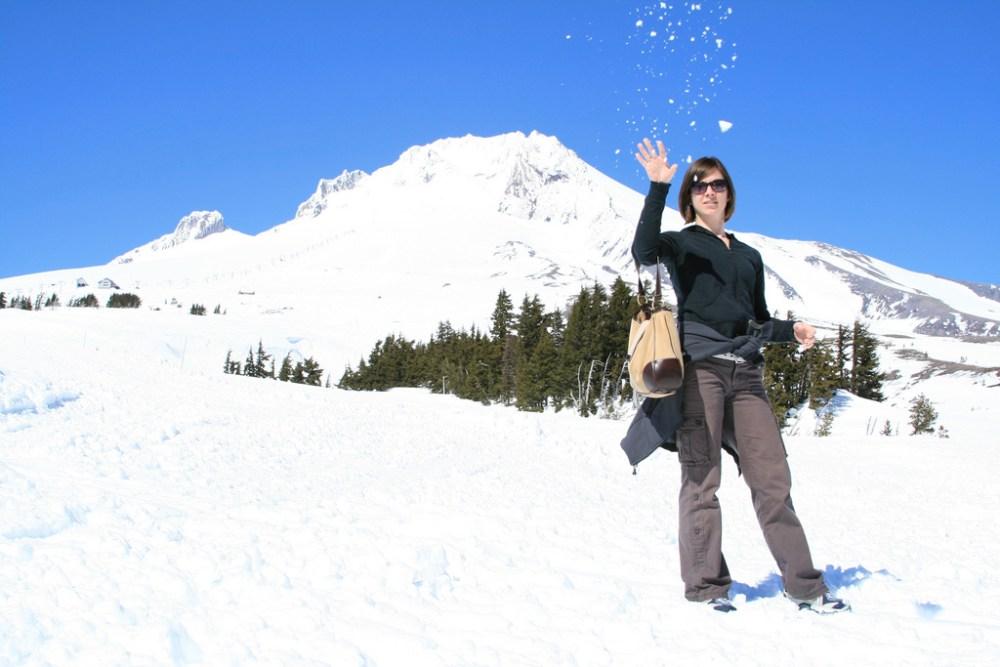 Mt Hood and Timberline Lodge