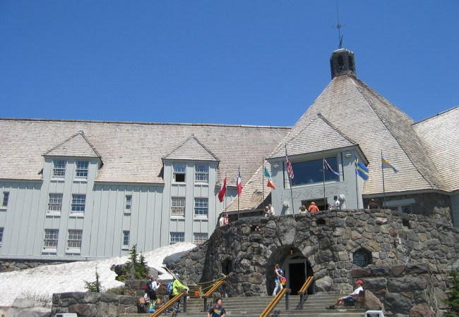 Enjoy Your Summertime In Snow – At Mt. Hood and Timberline Lodge!