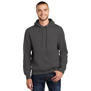 Port & Company Essential Fleece Pullover Hooded Sweatshirt