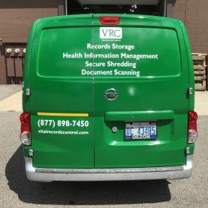 Vehicle Wraps - VRC