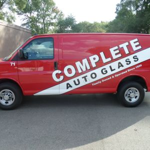 Vehicle Wrap - Complete Auto Glass
