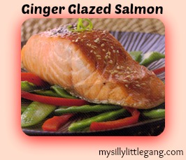 ginger salmon