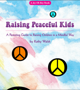 raising peaceful kids