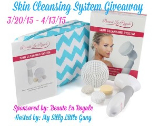 skincare cleansing system