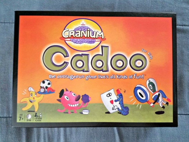 Cranium Cadoo ~ Family Game Series #3