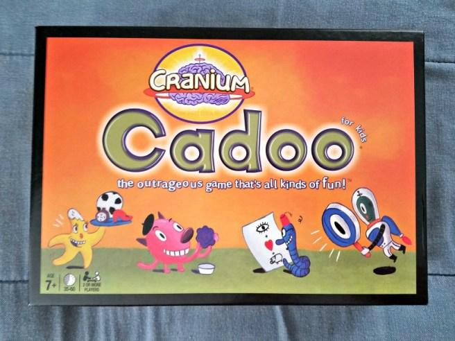 Cranium Cadoo ~ Family Game Series #3