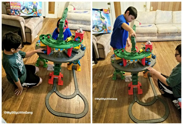 Thomas & Friends Super Station Review