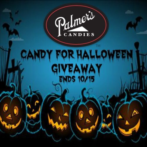 Palmer's Candy For Halloween Giveaway
