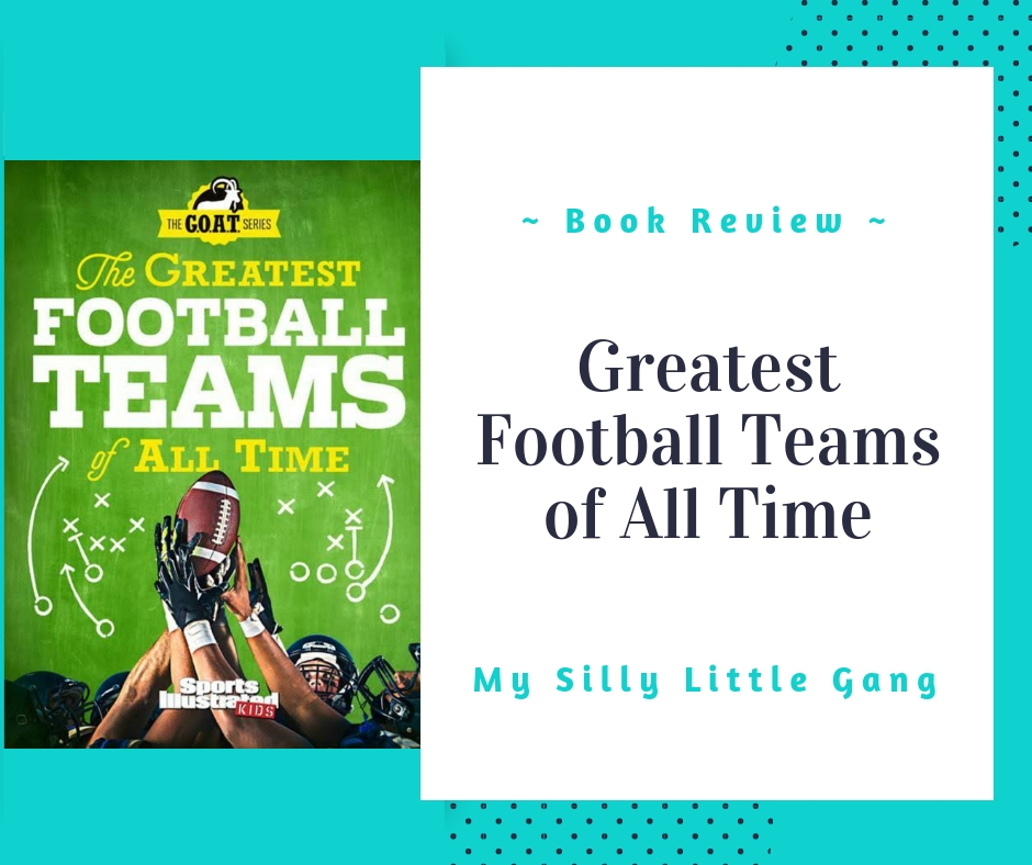 Greatest Football Teams of All Time ~ Book Review