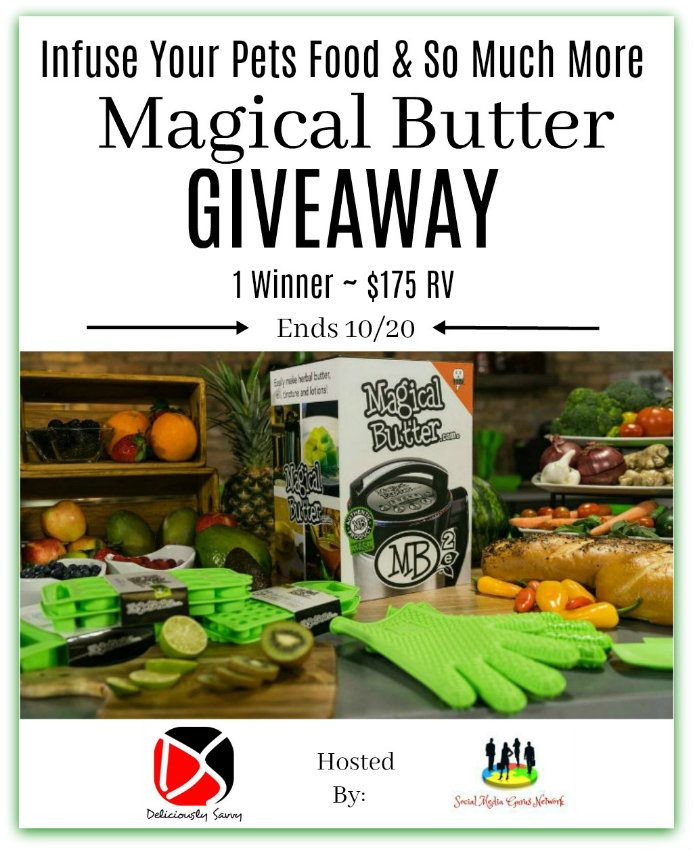 Magical Butter Giveaway