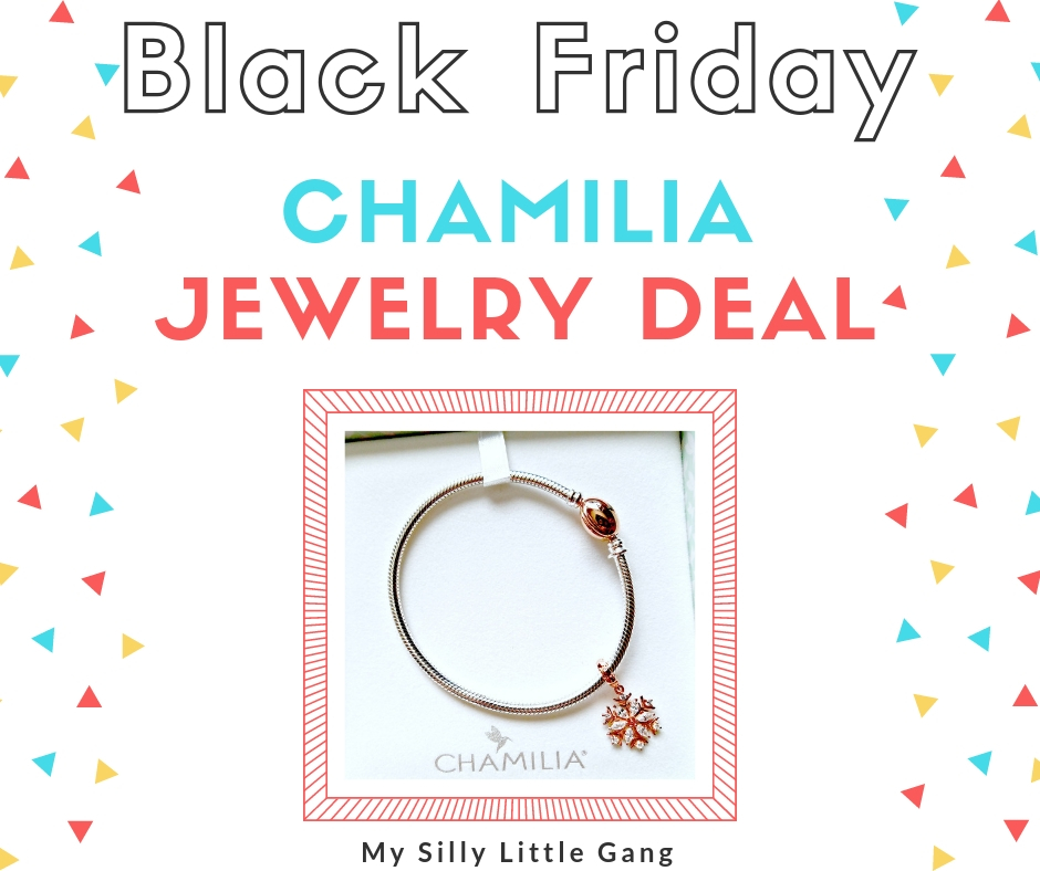 Black Friday Chamilia Jewelry Deal