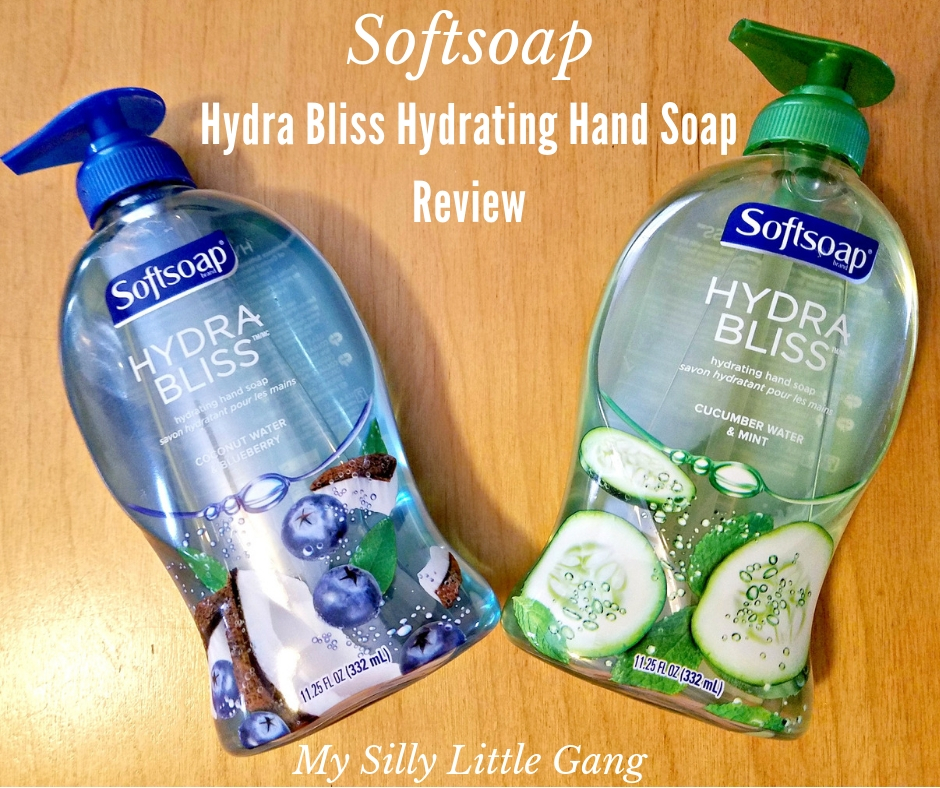 Softsoap Hydra Bliss Hydrating Hand Soap Review