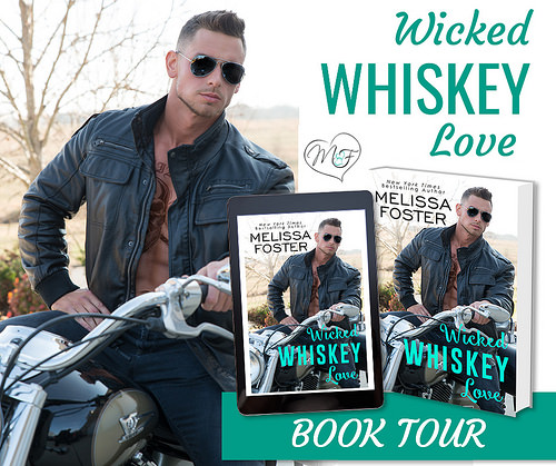 Wicked Whiskey Love by Melissa Foster Book Tour
