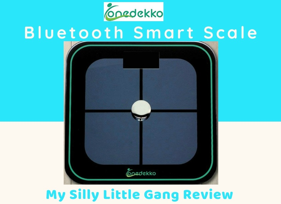 Onedekko Bluetooth Smart Scale Review