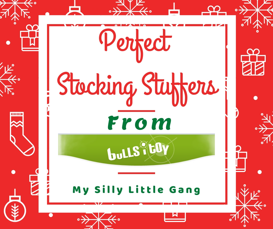 Perfect Stocking Stuffers From Bullsitoy