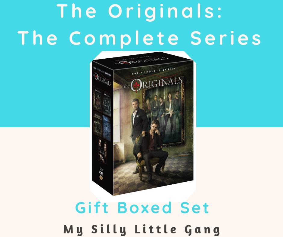 The Originals: The Complete Series Gift Boxed Set