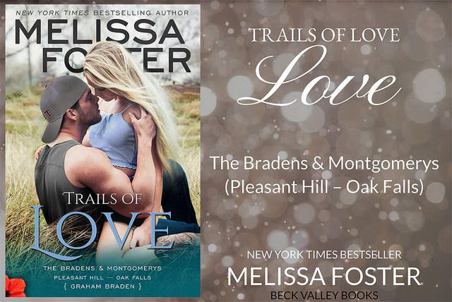Trails of Love by Melissa Foster Book Tour