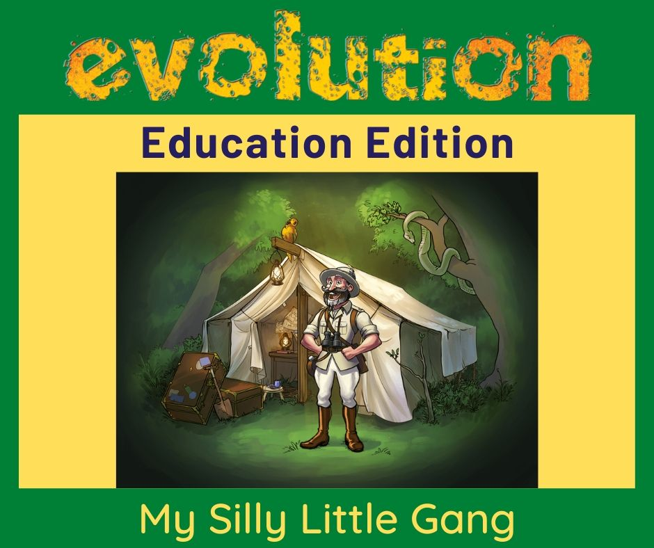 Evolution Education Edition Now on iOS, Android and PC @NSG_Digital #MySillyLittleGang