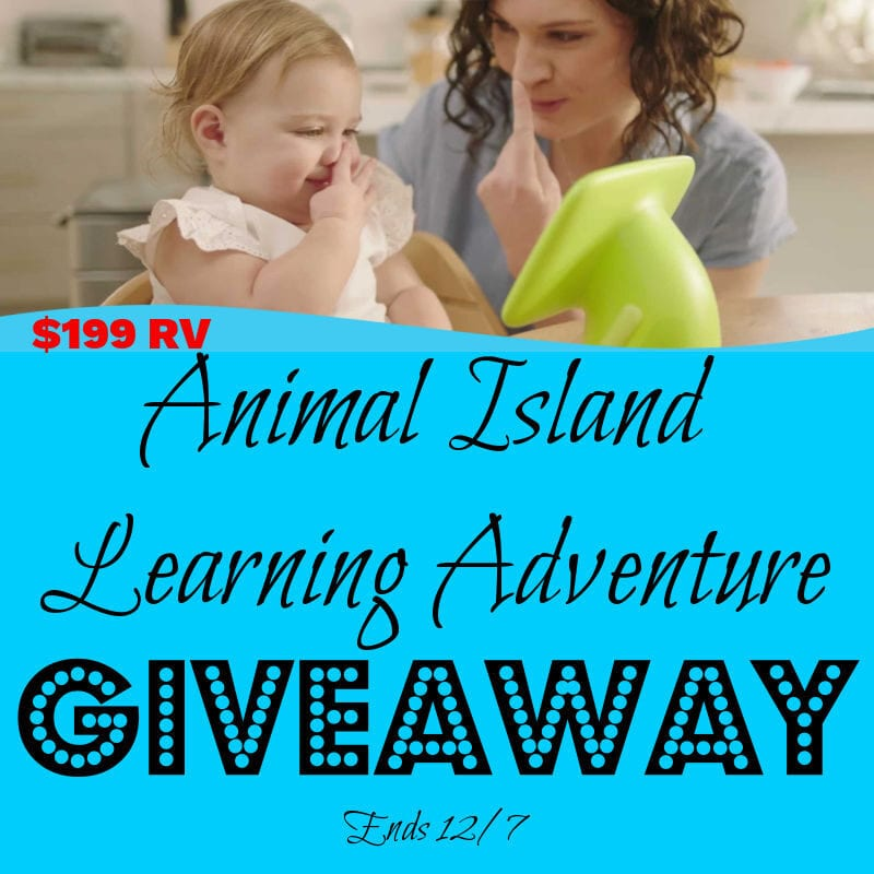Animal Island Learning Adventure Giveaway ~ Ends 12/7 @DMAIglobal @las930 #MySillyLittleGang