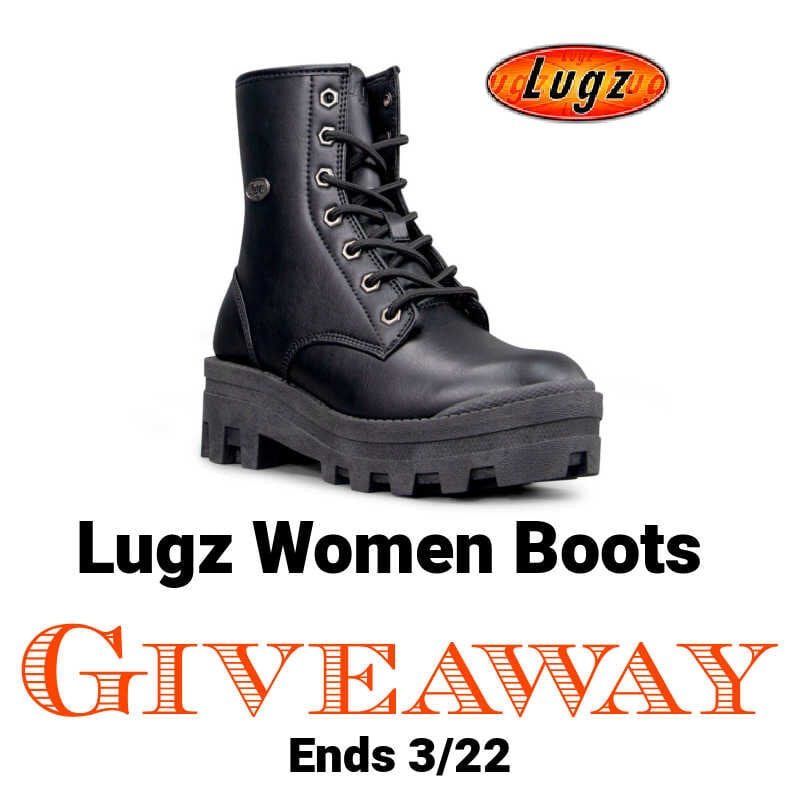 Lugz Women Boots Giveaway ~ Ends 3/22 #MySillyLittleGang