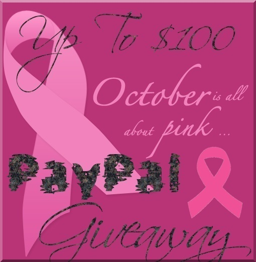 $100 or Amount Donated PayPal Giveaway ~ Ends 10/31 #MySillyLittleGang