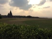 Shore temple 700-728 AD