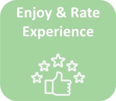 enjoy and rate experience