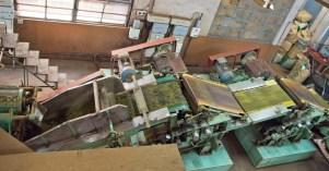 Tea factory Ooty
