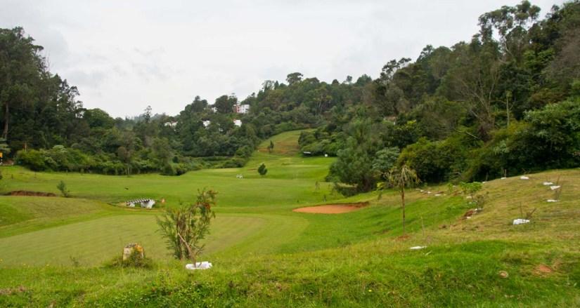 Wellington Golf course coonoor