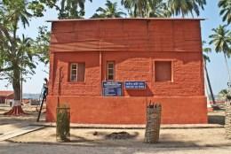 Ross Island food grain shop