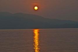 sunset at chidiya tapu