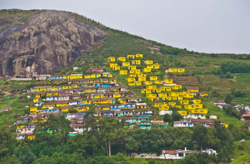 Ooty valley viewpoint