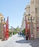 City palace inside gate