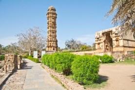 Chittorgarh fort Vijay Stambha