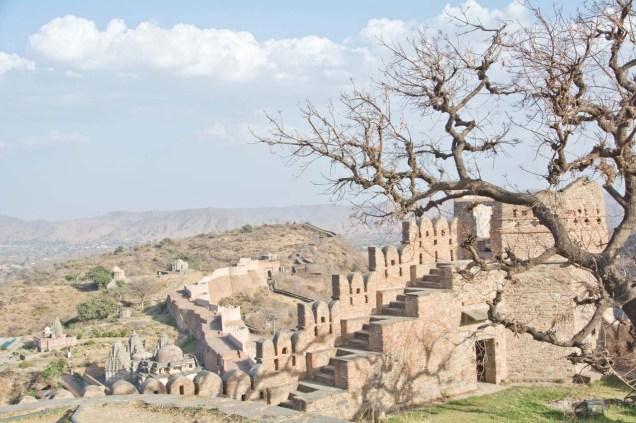 Kumbhalgarh fort 1