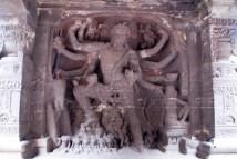 Ellora caves Nataraj