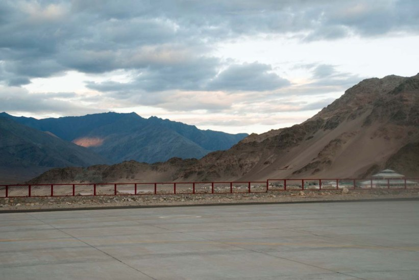 view-from-ladakh-airport