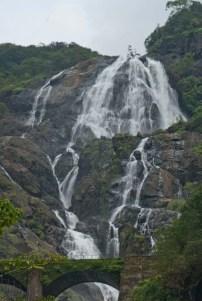 dudhsagar waterfall goa 2