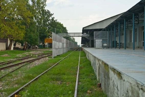 Immigration at Attari railway station Amritsar