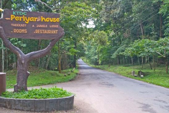 Periyar Tiger reserve Kerala