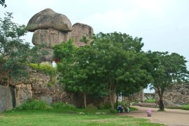 38 golconda fort Hyderabad