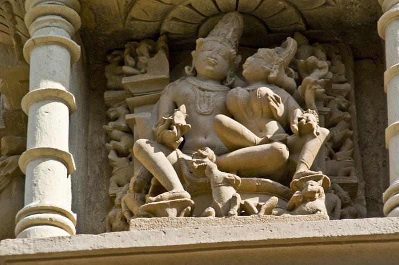 Khajuraho Temples Images – Erotic Sculptures