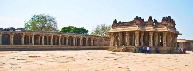 Hampi Monuments 14