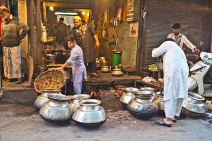 old delhi food