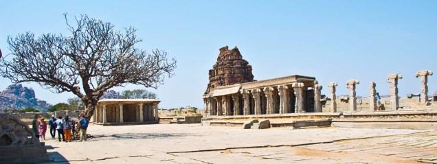 Hampi Monuments 16