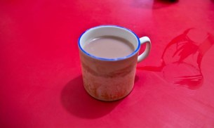 Kasmiri Tea (Hot)