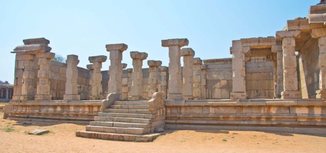 Hampi Monuments 34
