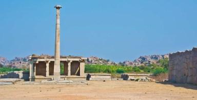 Hampi Monuments 46